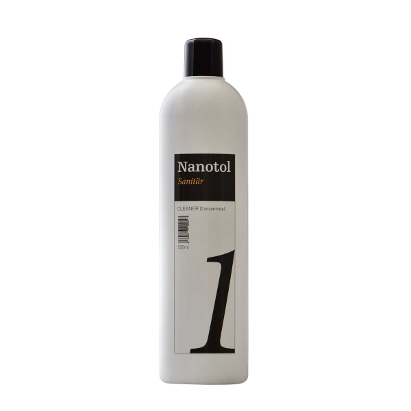 Nanotol Sanitary Cleaner Concentrate
